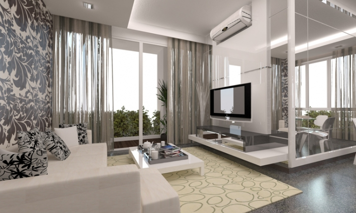 Arc space design gallery for Interior designs new homes
