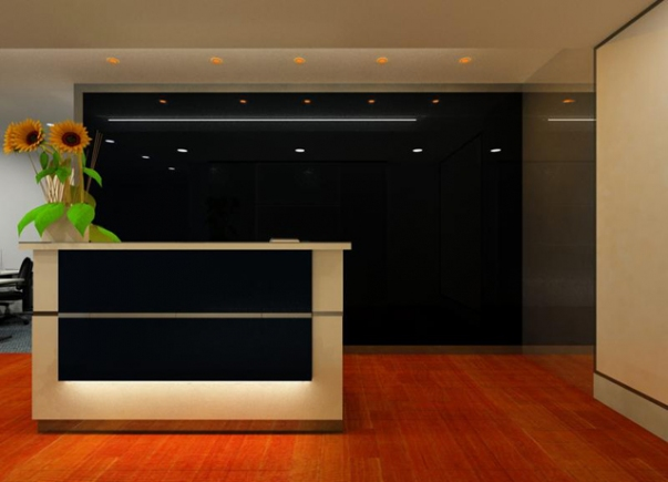 Arc space design gallery for One room office interior design